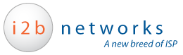 I2B Networks, Inc LOGO